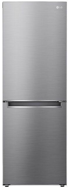 LG 10.8 Cu. Ft. PrintProof™ Stainless Steel Bottom Freezer Refrigerator-LRBNC1104S