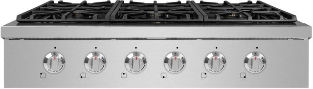 """NXR 36"""" Stainless Steel Pro-Style Gas Cooktop-SCT3611"""