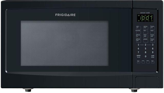Frigidaire® 1.6 Cu. Ft. Black Built In Microwave-FFMO1611LB