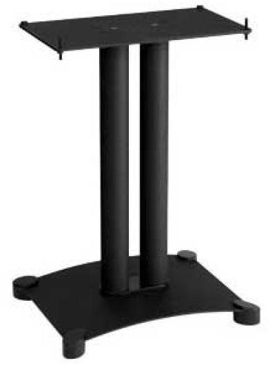 "Sanus® Steel Series Black 22"" Center Channel Speaker Stand-SFC22-B1"