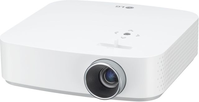 LG Full HD LED Smart Home Theater Projector-PF50KA