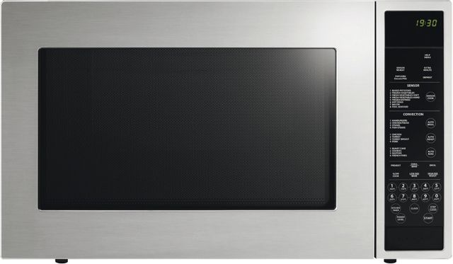Fisher & Paykel Series 5 1.5 Cu. Ft. Stainless Steel Countertop Microwave-CMO24SS-3 Y
