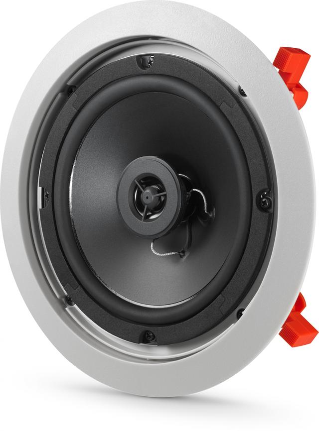 JBL® C-6IC In-Ceiling/In-Wall Loudspeaker-White-JBLC6ICWHT