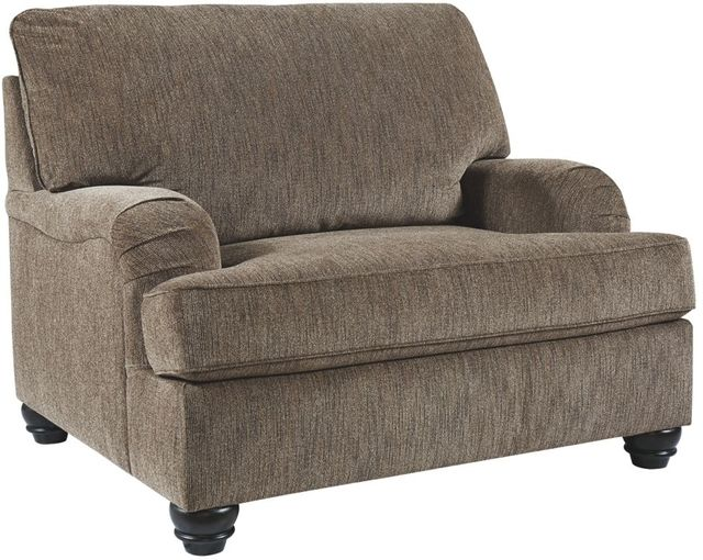 Benchcraft® Braemar Brown Chair and a Half-4090123
