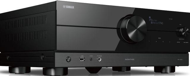 Yamaha RX-A2A Black Aventage 7.2 Channel AV Receiver -RX-A2ABL