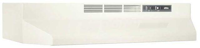 "Broan® 41000 Series 24"" Bisque Ductless Under Cabinet Range Hood-412402"