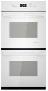 "JennAir® 27"" Double Electric Wall Oven-White-JJW2827WW"