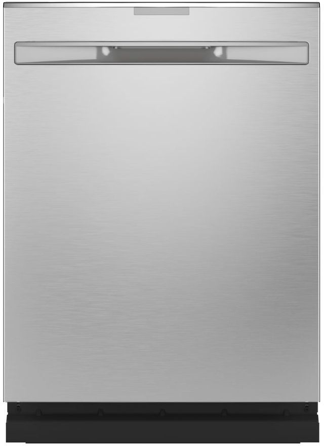 """GE Profile™ 24"""" Stainless Steel Built In Dishwasher-PDP715SYNFS"""