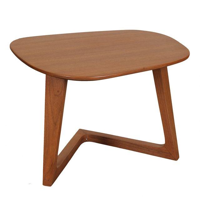 Table d'extrémité rectangulaire Godenza, brun, Moe's Home Collections®-CB-1018-03