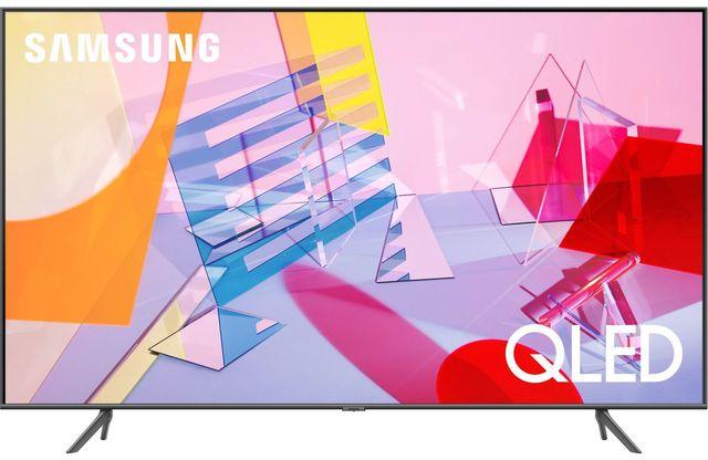 """Samsung Q60T 82"""" QLED 4K UHD HDR Smart TV-QN82Q60TAFXZA"""