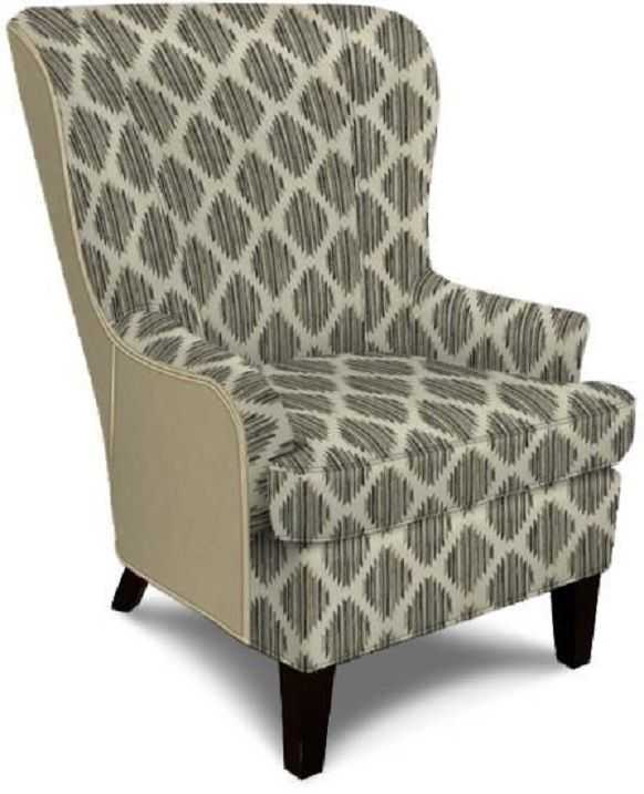 England Furniture® Leif Leather Arm Chair-4544L
