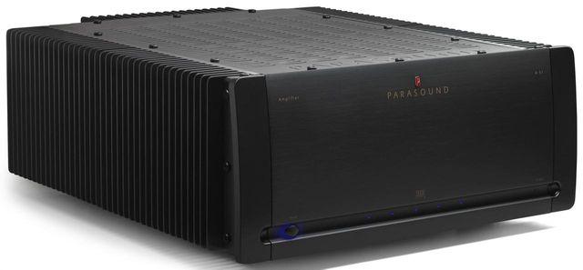 Parasound Halo Amplifier-Black-A 51