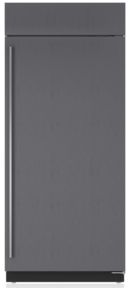 Sub-Zero® 23.5 Cu. Ft. Built In Refrigerator-BI-36R/O-RH