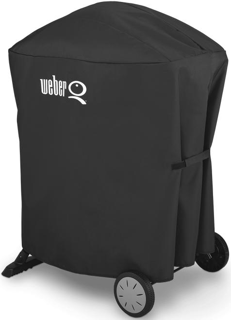 Weber® Premium Grill Cover-Black-7113