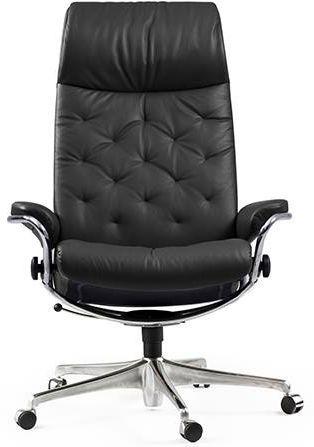 Stressless® by Ekornes® Metro High Back Star Base Office Chair-1292097