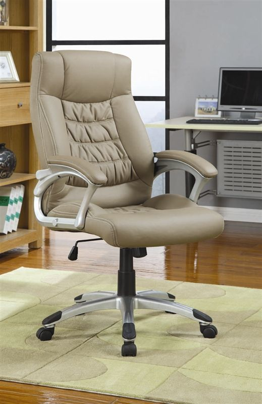 Coaster® Upholstered Executive Chair-800205