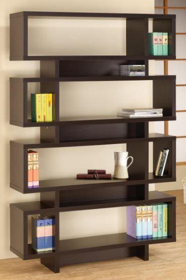 Coaster® Contemporary Bookcase-800307