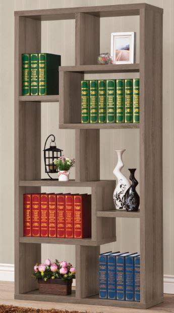 Coaster® Rectangular Bookcase-800510