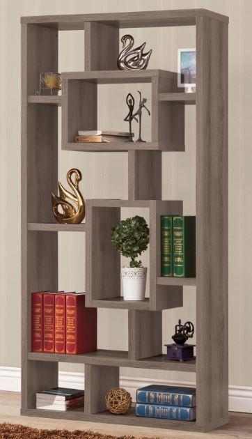 Coaster® Rectangular Bookcase-800512