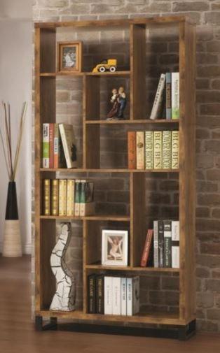 Coaster® Open Bookcase-801236