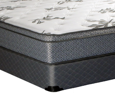 Englander® Lady Englander Jewel Medium Euro Top Short Queen Mattress-5818-SQ