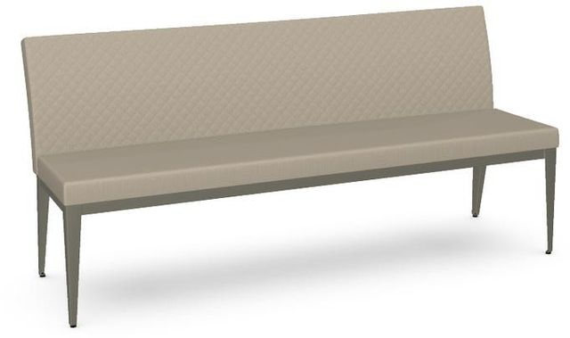 Amisco Pablo Quilted Bench-30473Q