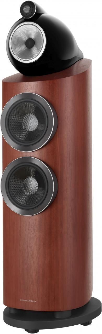 """Bowers & Wilkins 800 Series Rosenut Diamond 7"""" Floorstanding Speaker-803 D3-Rosenut"""