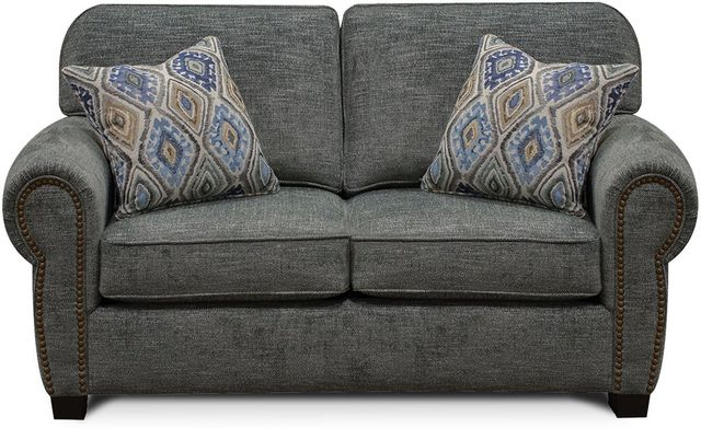 England Furniture® Neil Loveseat with Nails-8A06N