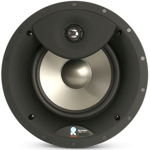 "Revel® Architectural 8"" In-Ceiling Loudspeaker-C583AM"