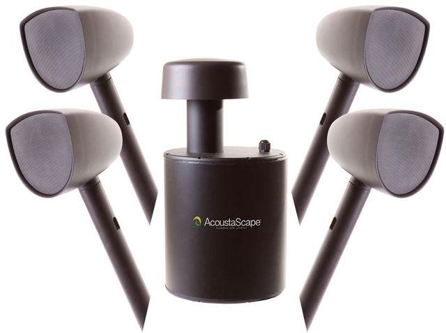 Origin Acoustics® Seasons Collection Hi-Fi Landscape Audio System-AS41SYS