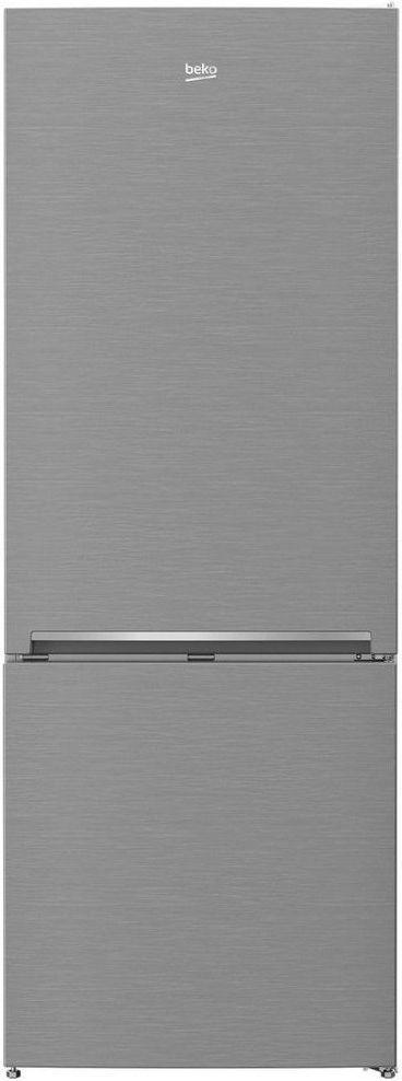 Beko 16.8 Cu. Ft. Fingerprint Free Stainless Steel Freestanding Bottom Freezer Refrigerator-BFBF2715SS