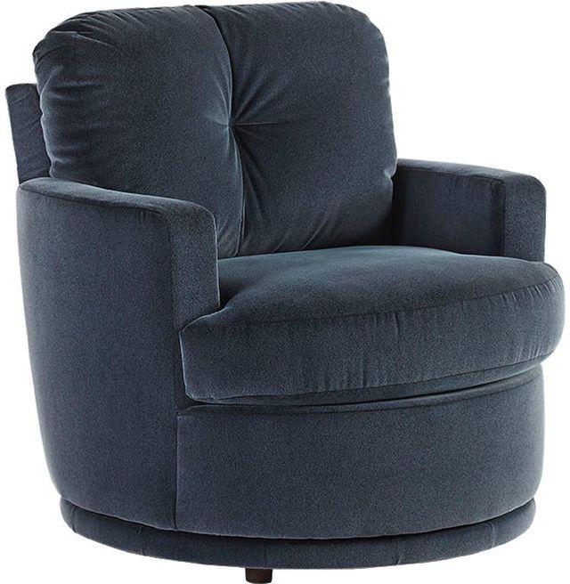 Best Home Furnishings Skipper Swivel Chair-2978