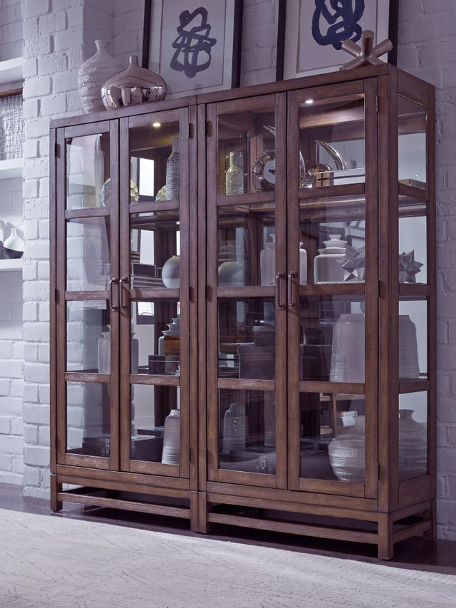 Aspenhome™ Terrace Point Tawny Curio Bunching Cabinets-I221-337