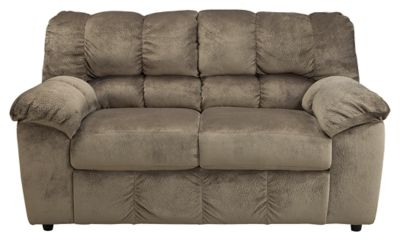 Signature Design by Ashley® Julson Taupe Loveseat-2660135