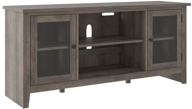 Signature Design by Ashley® Arlenbry Gray Large TV Stand with Fireplace Option-W275-68