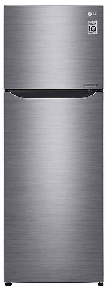 LG 11.1 Cu. Ft. Stainless Steel Top Freezer Refrigerator-LTNC11131V