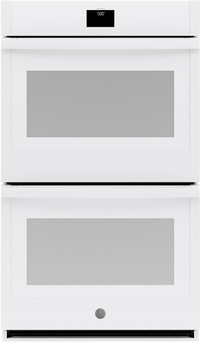 """GE® 30"""" White Electric Double Oven Built In-JTD5000DNWW"""