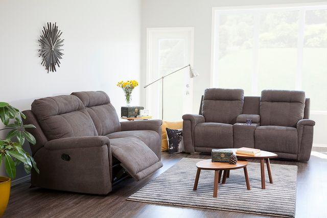 Palliser® Furniture Westpoint Power Console Loveseat-41121-68