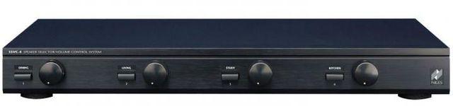 Niles® SSVC-4 Four-Pair Speaker Selector-SSVC-4