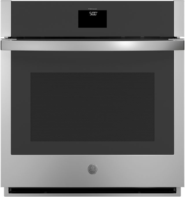 """GE® 27"""" Stainless Steel Electric Single Oven Built In-JKS5000SNSS"""