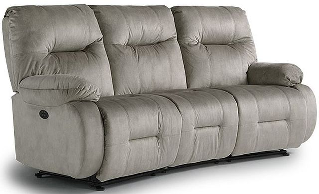 Best Home Furnishings® Brinley Power Tilt Headrest Conversation Space Saver® Sofa-U700RZ4