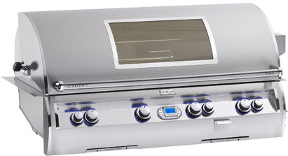 Fire Magic® Echelon Diamond Collection Built In Grill-Stainless Steel-E1060i-4E1P