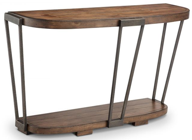 Table canapé ronde Yukon Magnussen®-T4405-75