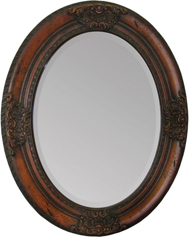 Miroir ovale Cherry Chelsea Renwil®-MT899