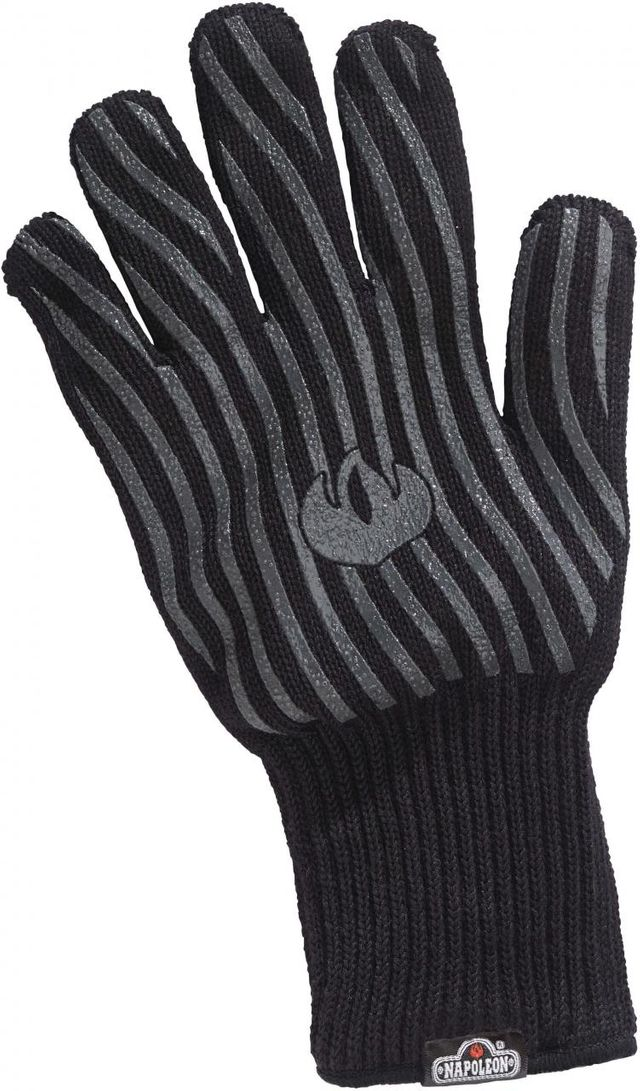 Napoleon Black Heat Resistant BBQ Glove-62145