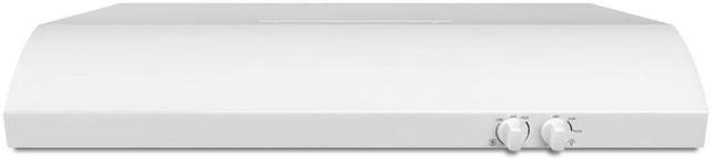 "Whirlpool® 36"" Range Hood-White-UXT4236ADW"