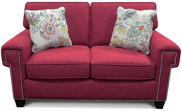 England Furniture® Yonts Loveseat with Nails-2Y06N