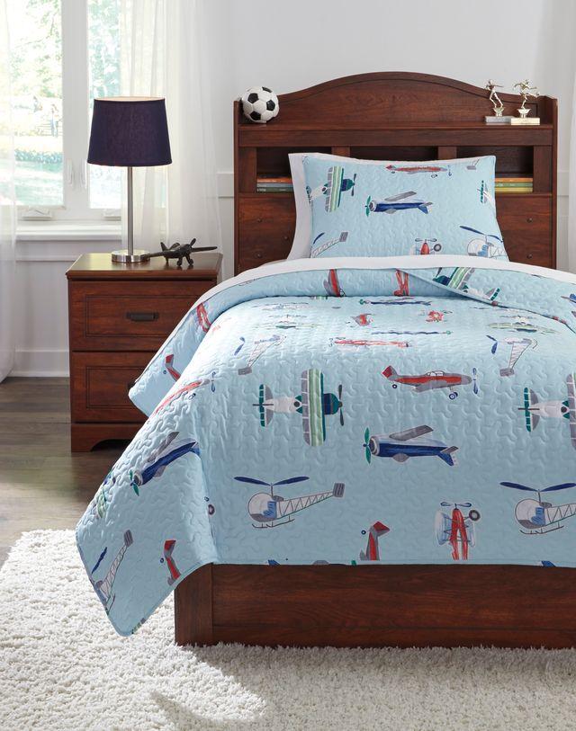 Signature Design by Ashley® McAllen Twin Quilt Set-Q320001T