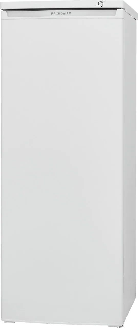 Frigidaire® 6 Cu. Ft. White Upright Freezer-FFUM0623AW