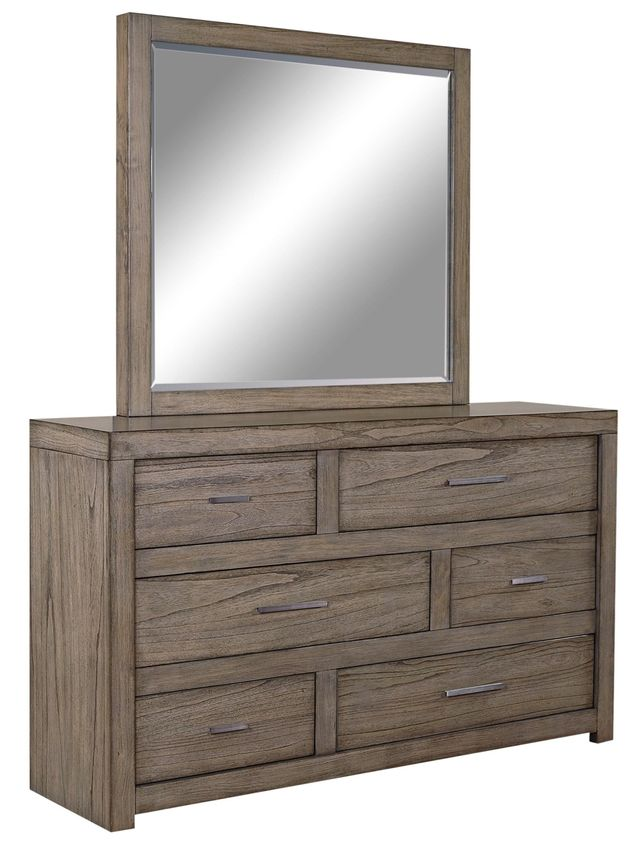 Aspenhome® Modern Loft Greystone Dresser-IML-453-GRY